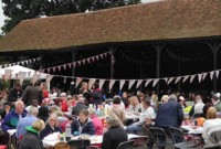 Big Lunch at Forty Hall Farm