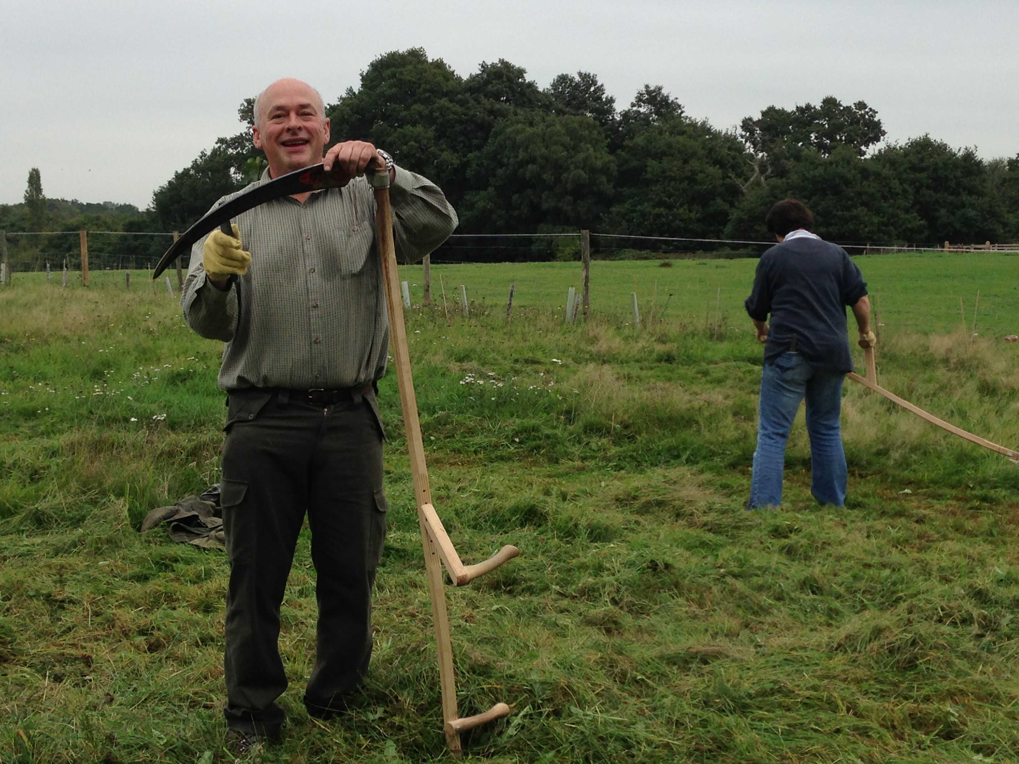An introduction to scything